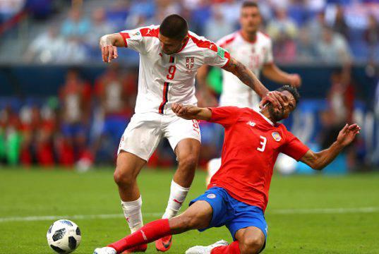 Serbia-Svizzera