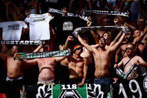 Borussia Monchengladbach-Fortuna Dusseldorf