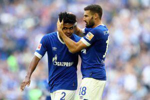 Lokomotiv Mosca-Schalke 04
