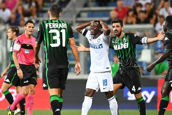 Voti Sassuolo-Inter