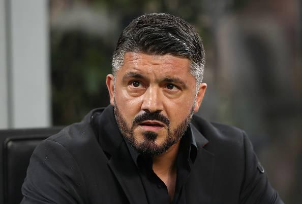 Gattuso infortunio Higuain