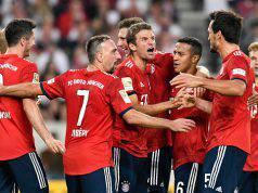 Benfica-Bayern Monaco