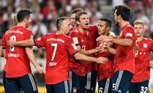 Bayern Monaco-Ajax