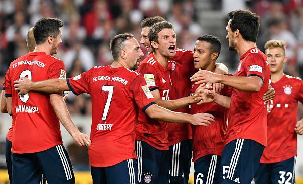 Bayern Monaco-Aek Atene