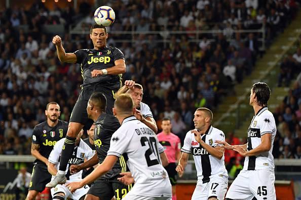 Voti Parma-Juventus