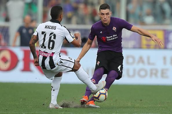 Voti Fiorentina-Udinese