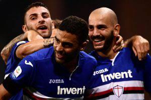 Frosinone-Sampdoria