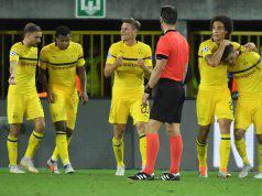 Borussia Dortmund-Augsburg