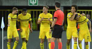 Borussia Dortmund-Hertha Berlino