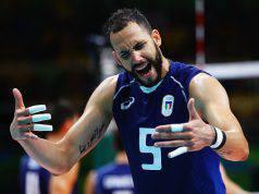 Volley Italia-Argentina