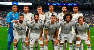 Real Madrid-Viktoria Plzen