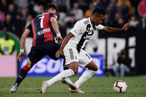 Paramatti Bologna e Juventus
