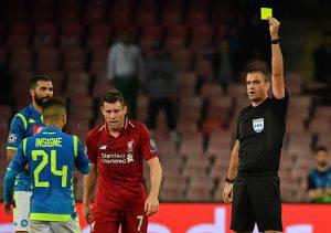 Voti Napoli-Liverpool