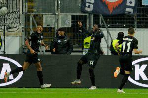 Eintracht Francoforte-Apollon Limassol