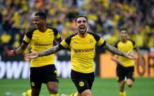 Borussia Dortmund-Atletico Madrid
