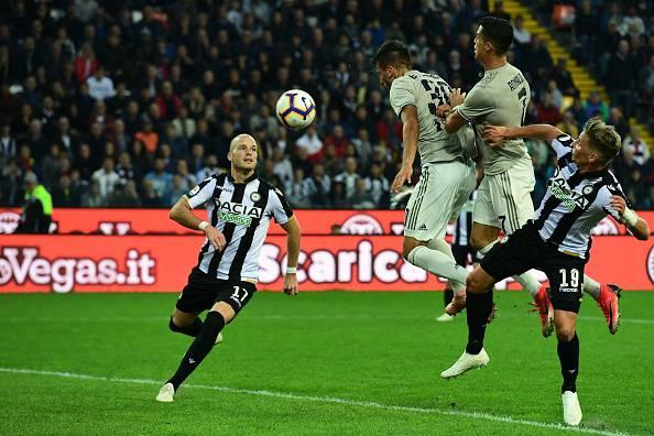 Voti Udinese-Juventus