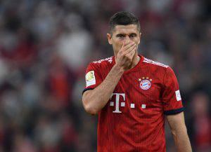 Bayern Monaco-Borussia Moenchengladbach