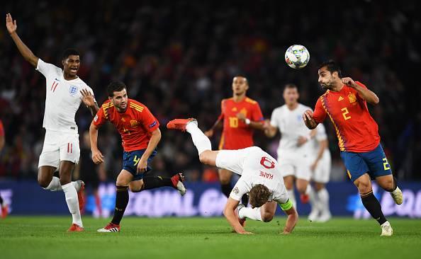 Spagna-Inghilterra