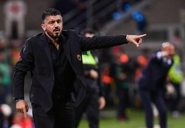 Gattuso Milan-Dudelange
