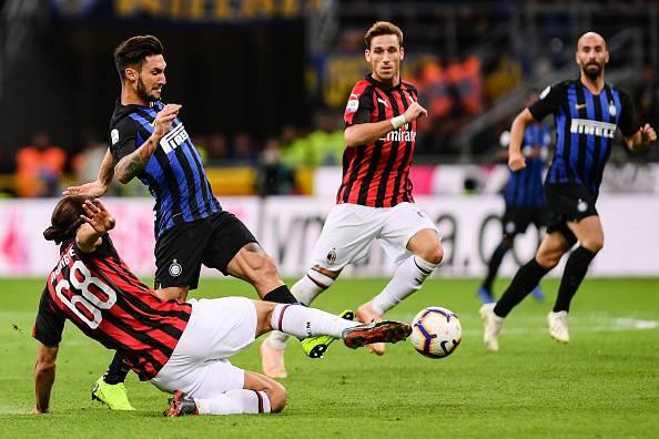 Derby Inter-Milan Suma