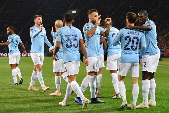 Manchester City-Shakhtar Donetsk