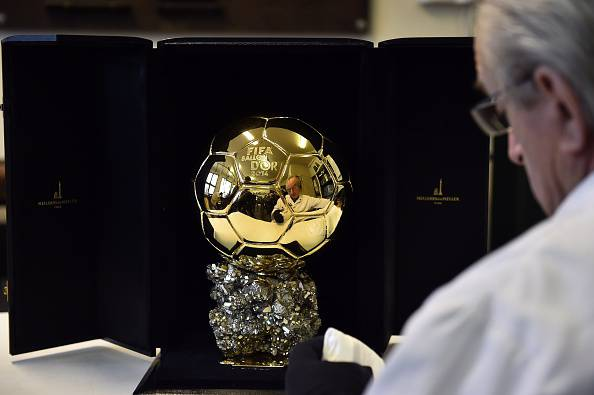 Pallone d'Oro streaming