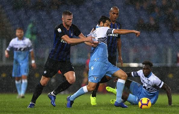 Voti Lazio-Inter