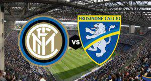 Inter-Frosinone streaming