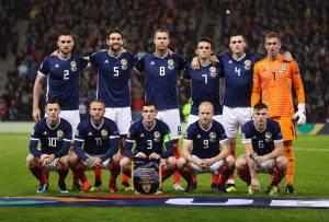 Scozia-Israele