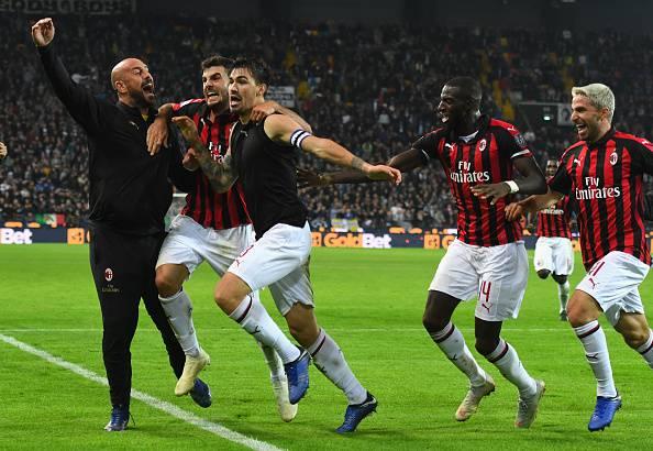 Caceres Milan