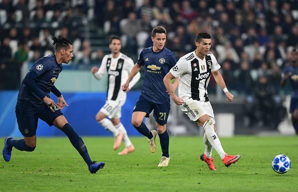 Voti Juventus-Manchester United