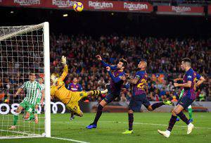 Barcellona-Betis