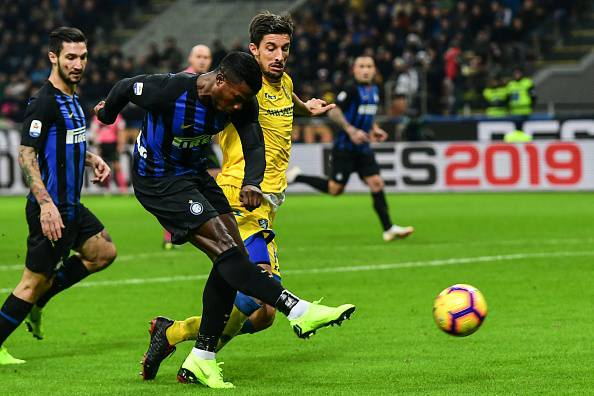 Inter-Frosinone highlights