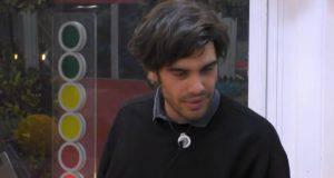 GF Vip Stefano Sala
