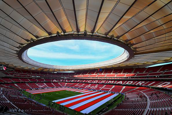 Atletico Madrid-Alaves streaming