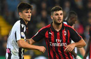 Voti Udinese-Milan