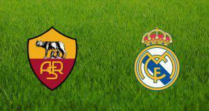 Roma-Real Madrid streaming