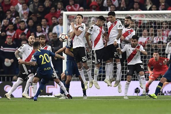 River Plate-Boca Juniors highlights