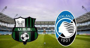 Streaming Sassuolo-Atalanta