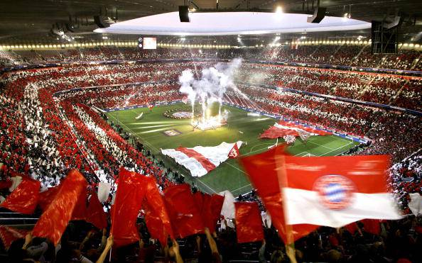 Bayern Monaco-Norimberga streaming