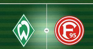 Werder Brema-Fortuna Dusseldorf