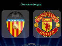 Valencia-Manchester United