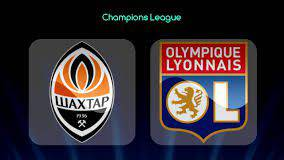 Shakhtar Donetsk-Lione