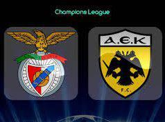 Benfica-Aek Atene