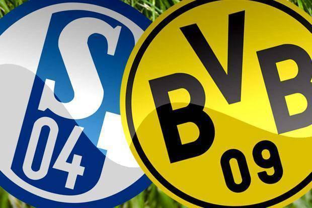 Schalke 04-Borussia Dortmund streaming