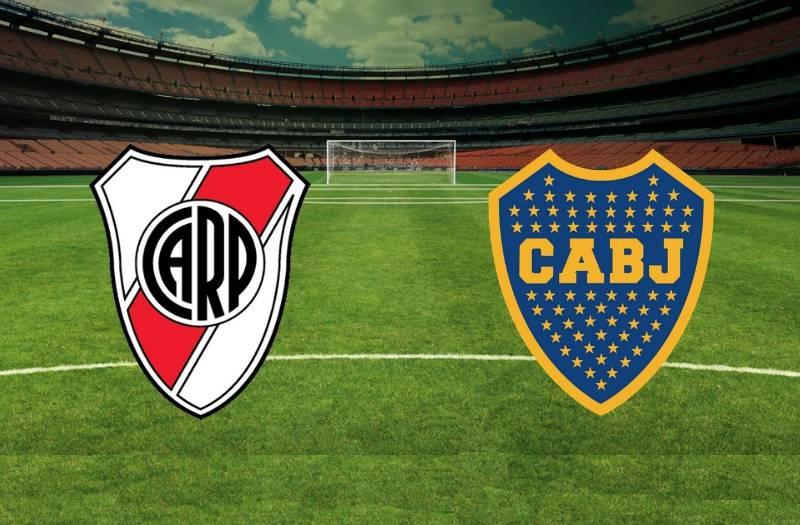 River Plate-Boca Juniors streaming