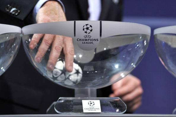 Sorteggio Champions streaming