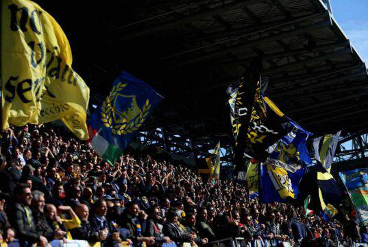 Frosinone-Inter streaming