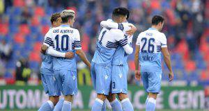 Lazio-Siviglia highlights
