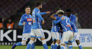 streaming Napoli-Genoa